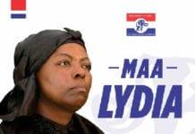Madam Lydia Alhassan