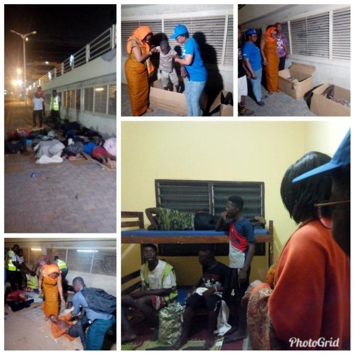 Gender Ministry rescues 25 street children