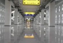 New Abuja Airport terminal
