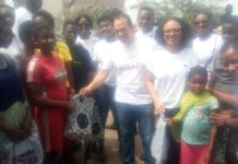 Kempinski Hotel shows love to PWDs and street children