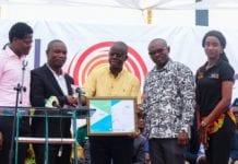 Takoradi receives its EDGE Green Building Certification