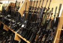 File photo of an armoury