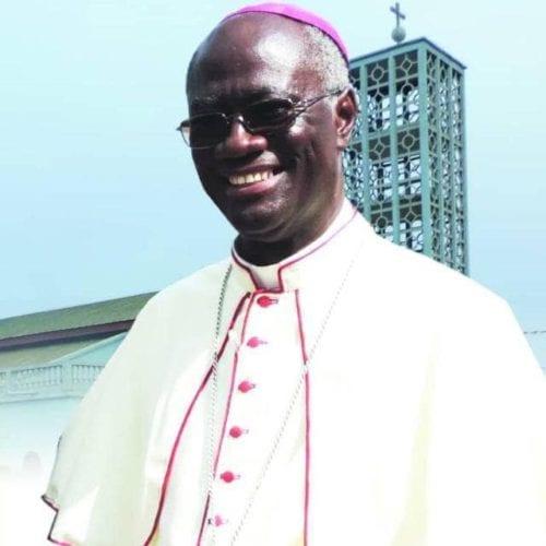 Most Reverend Bishop John Bonaventure Kwofie