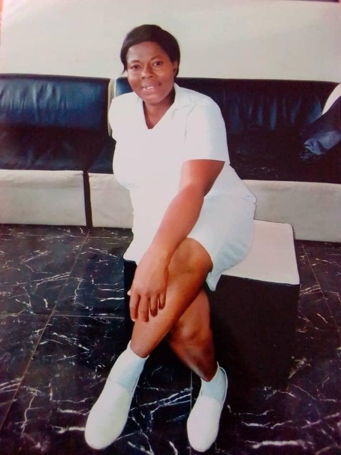 Madam Augustina Nsoah
