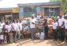 Methodist Professionals donates to Echoing Hills Village