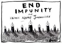 Journalist injustice