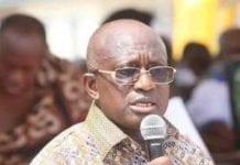 Mr Osei Mensah