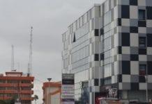 skylines of Kumasi
