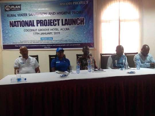 social plan Ghana launch