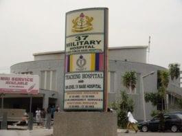 37 military hospital