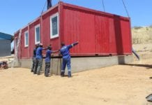 Containerized classroom