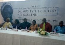 AGI launches centenary celebration of Founder, Dr Esther Ocloo