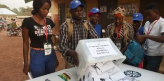 Election in Ghana