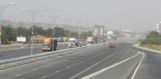 Lagos Abidjan highway