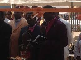 Most Reverend Gabriel Justice Yaw Anokye,