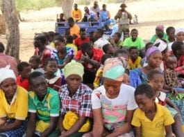 Refugees-Burkinabes