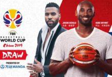2019 FIBA Basketball World Cup Draw
