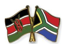 flag pins kenya south africa