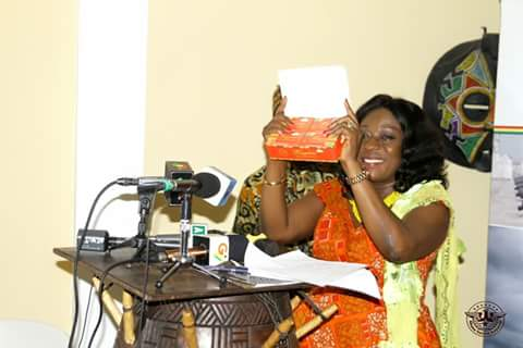 miss catherine afeku launches national chocolate day