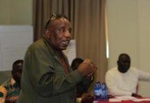 Dr Khabele Matlosa
