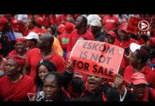 march against job losses