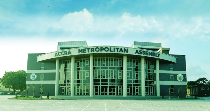 Accra Metropolitan Assembly (AMA)