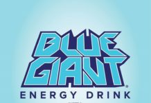 Blue Giant Energy Drink