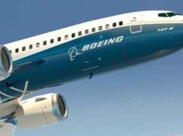 Boeing shares suffered more than 10 per cent decline in the week when a wave of countries suspended the aerospace giant's 737 Max jets in the wake of the deadly crash in Ethiopia. Courtesy.