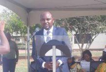 Mr Clarence Amenyah