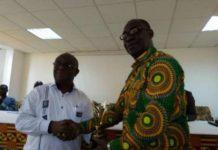 Dr Letsa Minister Award