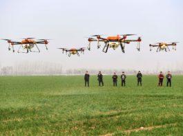 Farmers Use Drones