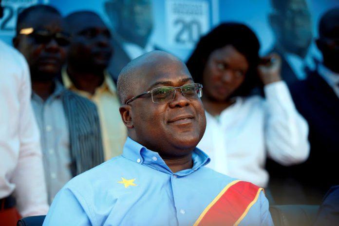 Felix Tshisekedi Tshilombo