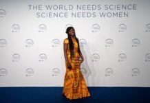 Ghanaian Female Scientist
