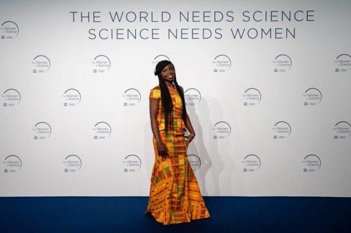 Ghanaian Female Scientist