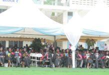 Gij Congregation Graduates Seated