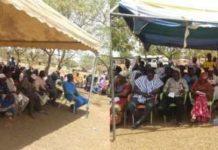 Gushegu Assembly's Affairs