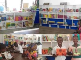 Library Launch