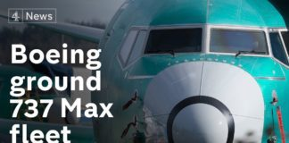 The Boeing Pr Disaster: Grounding The 737 Max Models