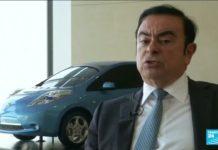 Tokyo Court Grants Carlos Ghosn Bail