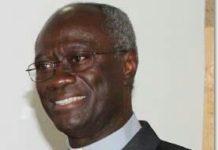 Most Rev. John Bonaventure Kwofie,