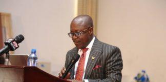 Professor Kenneth Agyeman Attafuah,