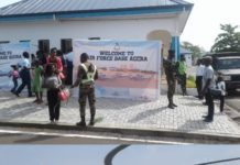 Open Day at Burma Camp