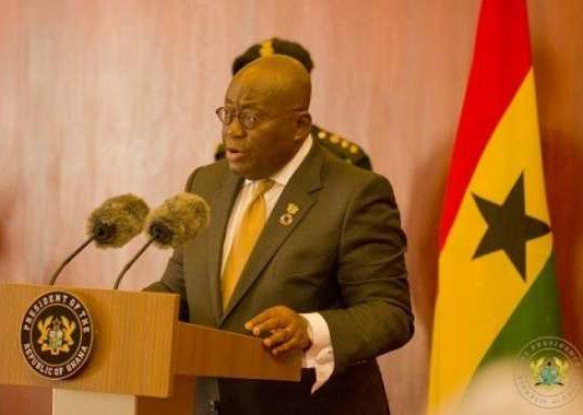 President Nana Addo Dankwa Akufo Addo