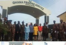 Prisons Commission New