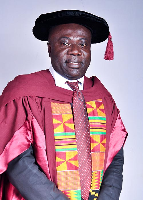 Reverend Professor John Frank