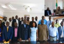 four committees for sports development