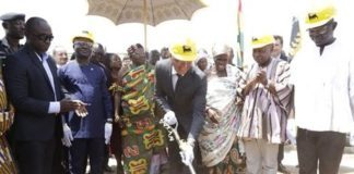 Eni and Government of Ghana