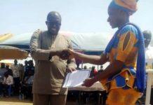 Sissala West Honours Reward 15 Teachers