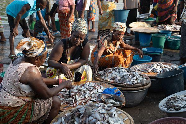 Women Fisheries