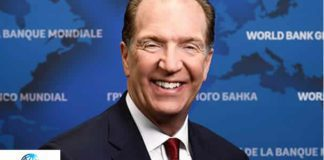 David R Malpass As President Of The World Bank Group